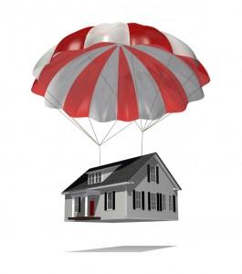 house parachute