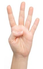 4 Hand