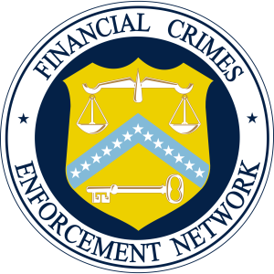 FinancialCrimesEnforcementNetwork-Seal.svg