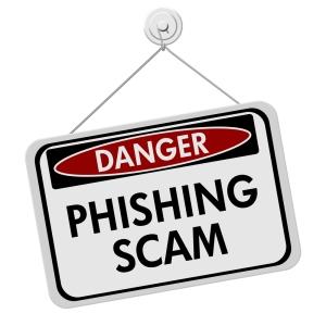 phishing danger