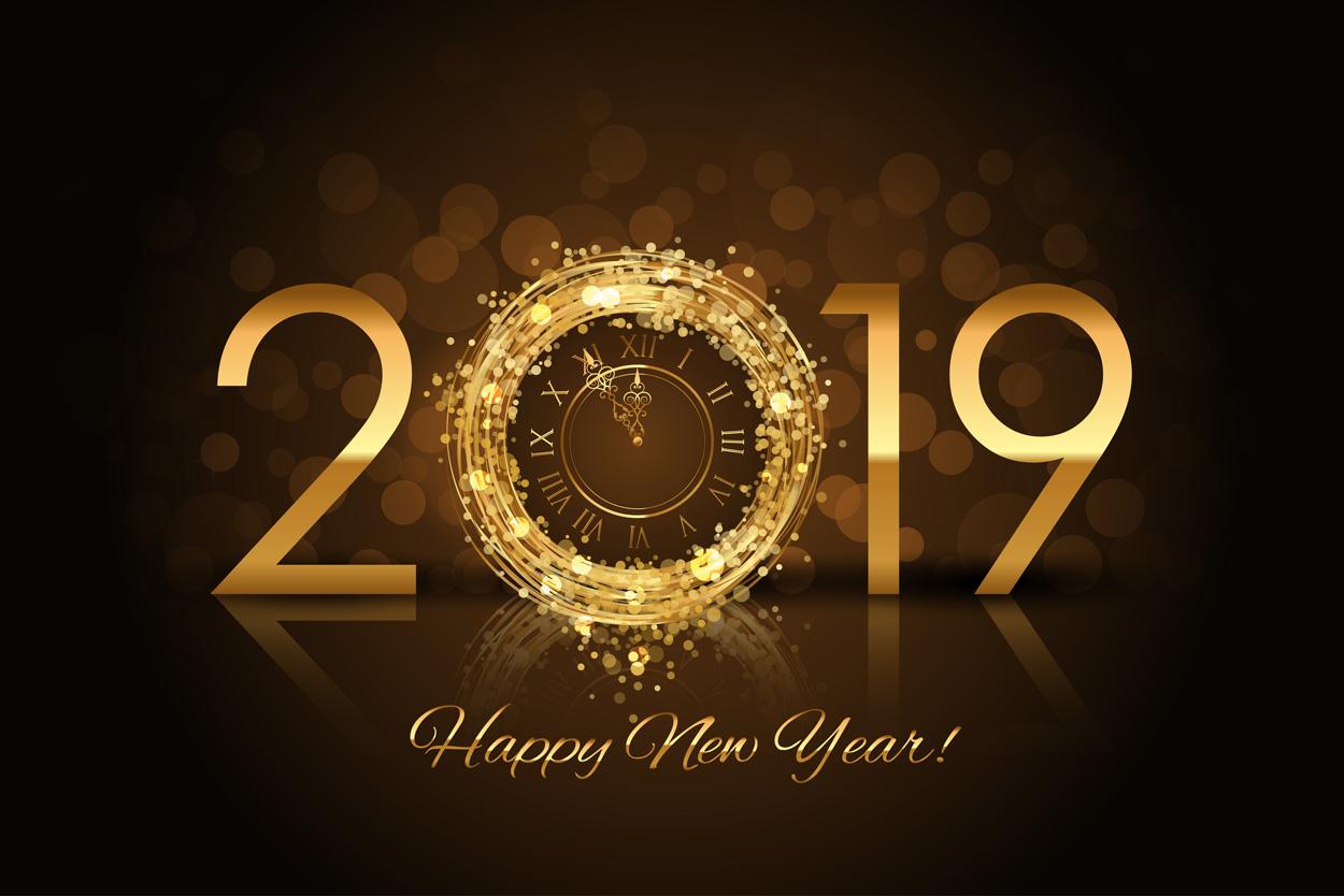 2019 Happy New Year small
