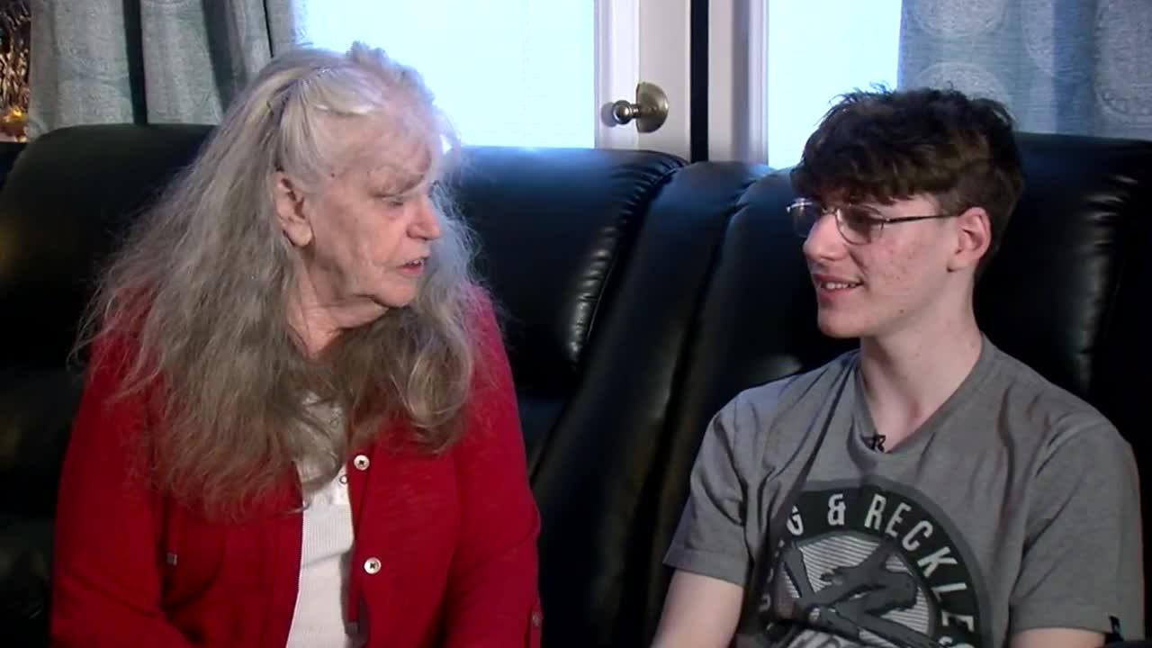 HOA grandparents grandson